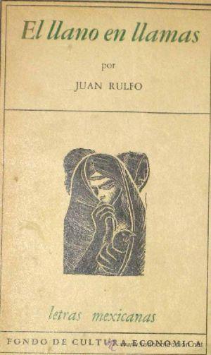 Portada de 'El llano en llamas', editado por el Fondo de Cultura Económica.