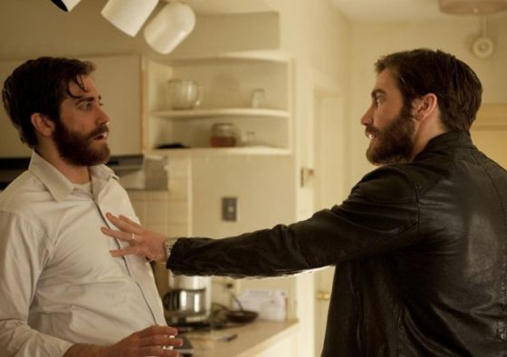 Jake Gyllenhaal, en un fotograma de 'Enemy'.