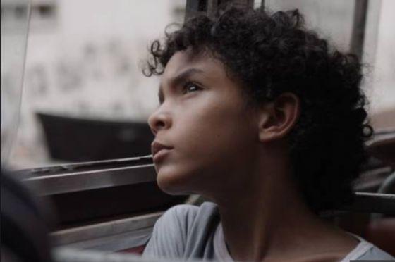 Fotograma de la película venezolana 'Pelo malo'.