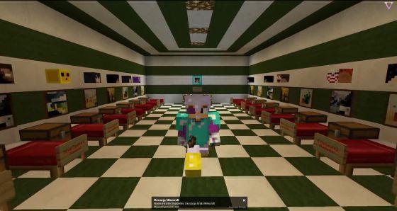 Imagen de uno de los vídeos de Guillermo Díaz (WillyRex) comentando el juego Mundo Minecraft.