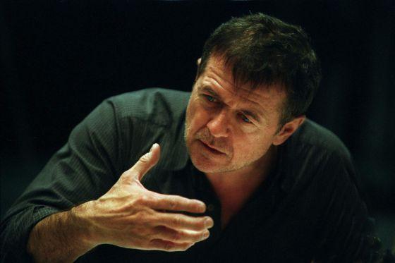 El cineasta y director teatral Patrice Chéreau.