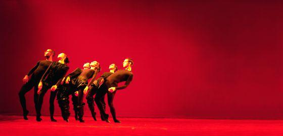 La compañía de danza brasileña Corpo.