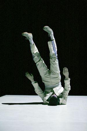 Imagen de uno de los espectáculos en el Festival IDN de Barcelona.