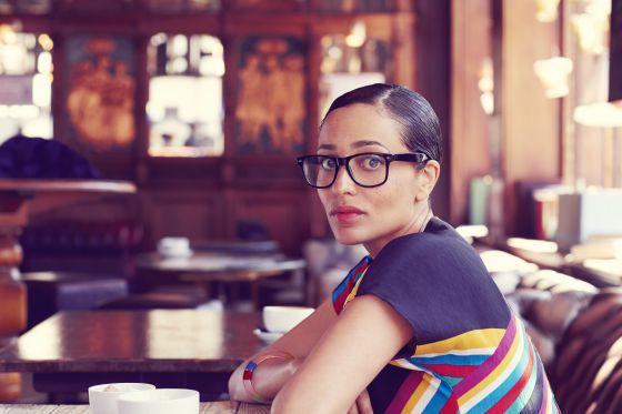 La escritora Zadie Smith.