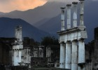 La imparable ruina de Pompeya