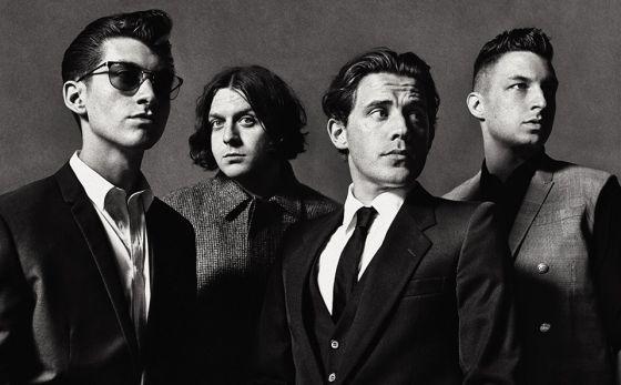 Arctic Monkeys  el genio y la Y Arctic Monkeys