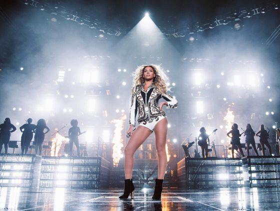 El nuevo álbum de Beyoncé bate récords de ventas 'online'