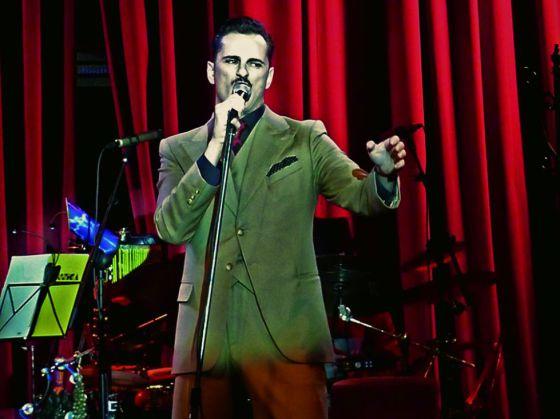 Asier Etxeandía actor en  'El intérprete',