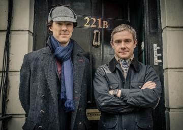 'Sherlock' calienta motores con un miniepisodio