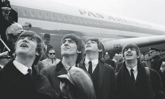 Los Beatles del frenesí