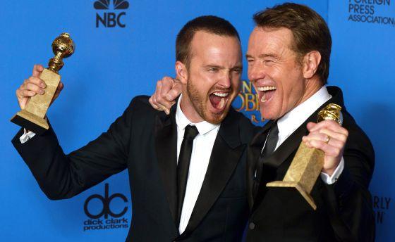 Los Globos de Oro coronan a 'Breaking Bad' y 'Brooklyn Nine-Nine'