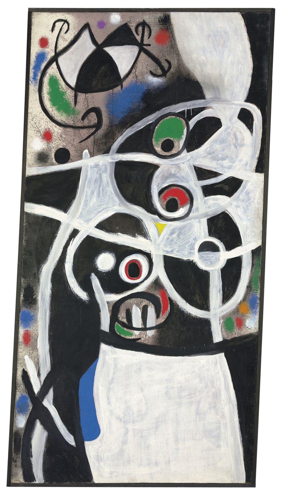 Portugal se deshace de Miró