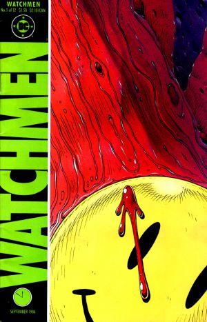 'Watchmen', único cómic incluido en las 100 mejores novelas en el Time.