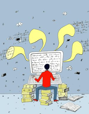 La tertulia literaria estalla en la Red