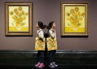 Doble ración de 'girasoles' en la National Gallery