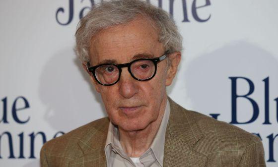 El director Woody Allen, el pasado agosto en París.