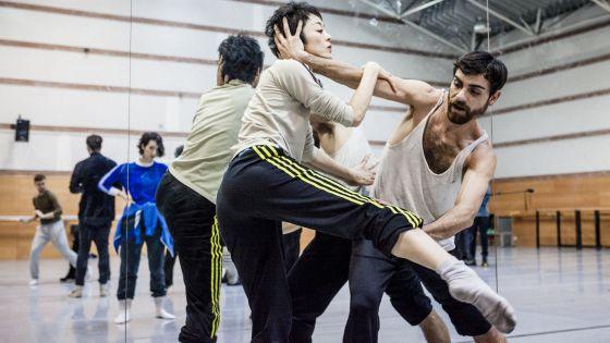 Ensayos de 'Nippon-Koku', primera colaboración entre la Compañía Nacional de Danza y Marcos Morau & La Veronal.