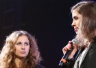Pussy Riot encienden con 'Rusia será libre' el concierto de Amnistía