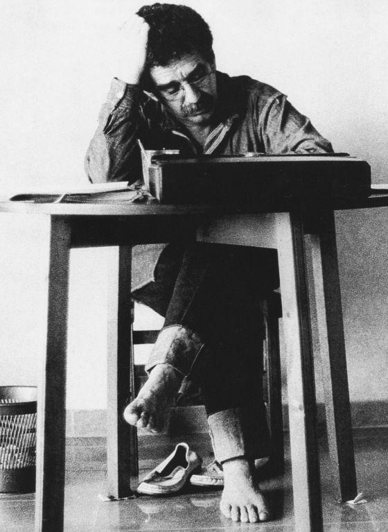 Gabo en Barcelona 1971
