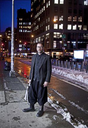 Kenneth Goldsmith, poeta y fundador de UbuWeb.