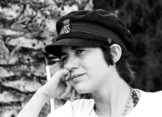 La escritora Ana Maria Moix.