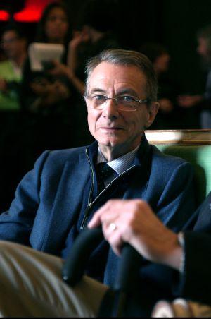 El exdirector artístico del Teatro Real, Gerard Mortier.