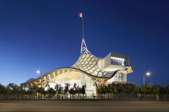 El proyecto estrella de Shigeru Ban es la segunda sede del Centro Pompidou, en la ciudad francesa de Metz, inaugurada en 2010.