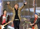 Los Rolling Stones actuarán el 25 de junio en el Santiago Bernabéu