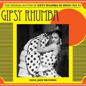 Portada del disco 'Gipsy Rhumba'.