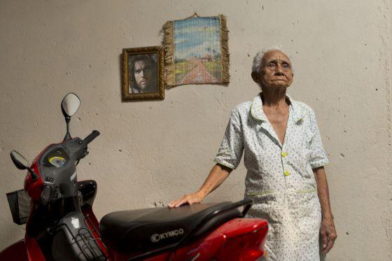 María Magdalena Bolaño, de 97 años, fue la nana de Gabriel García Márquez.