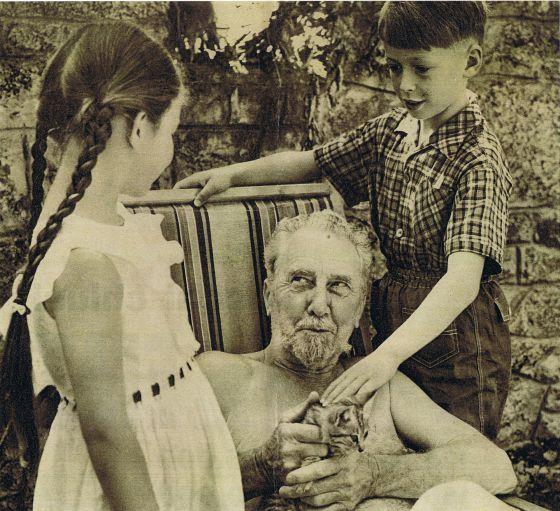 Ezra Pound, una poesía en familia