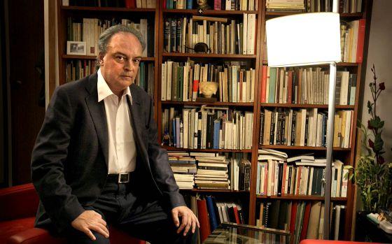 El escritor Enrique Vila-Matas.