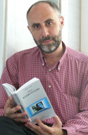 Alberto Elena, en la presentación de un libro en 2003