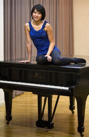 La pianista Yuja Wang, protagonista del segundo encuentro de Visionarios