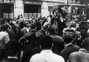 Jean-Paul Sartre, en 1970