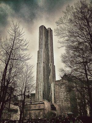 La Torre Beekman en Nueva York, inugurada en 2010.