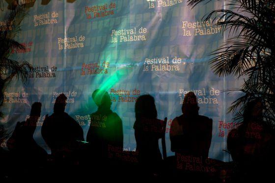 Festival de la Palabra en Puerto Rico.