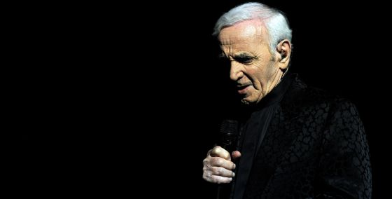 ¡Feliz aniversario, Monsieur Aznavour!