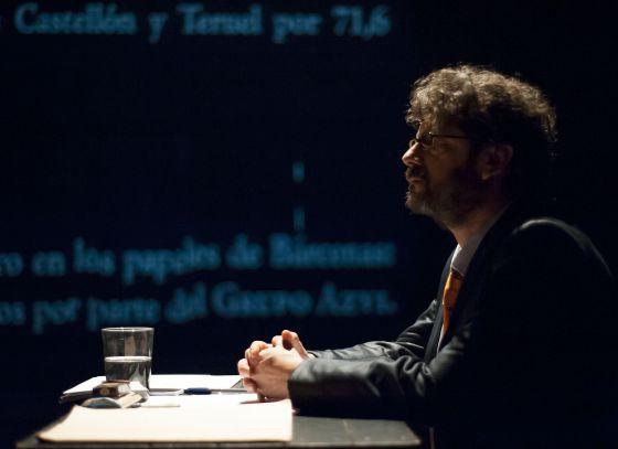 Manolo Solo interpreta al juez Pablo Ruz.