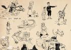 Tintín, récord mundial de venta de cómic en una subasta pública