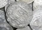 Las monedas de la Mercedes se muestran al público