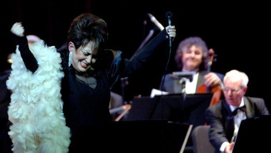 Virginia Luque, 'La Estrella de Buenos Aires'