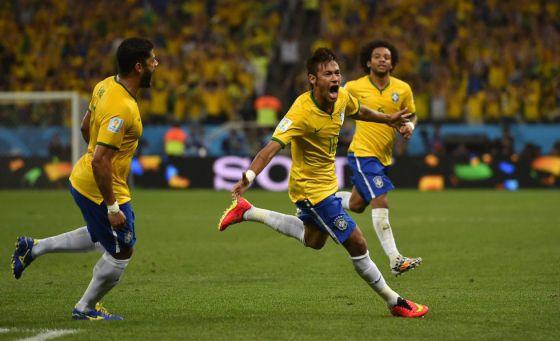 El arranque del Mundial de Brasil arrasa en televisión