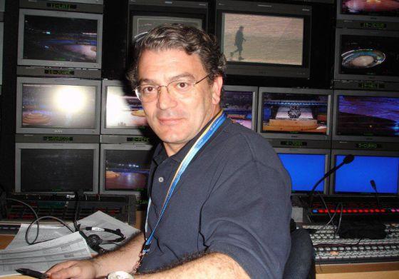 El nuevo director de TVE, Jose Ramón Díez.