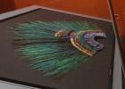 El frágil penacho de Moctezuma