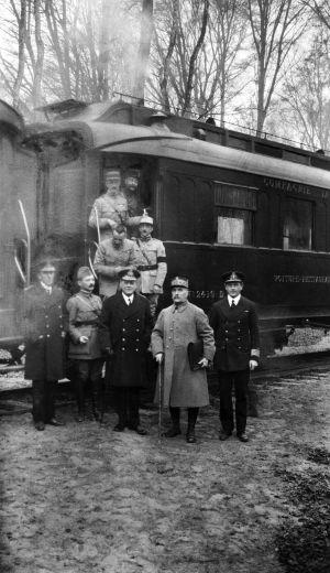 O trem que parou a matança
