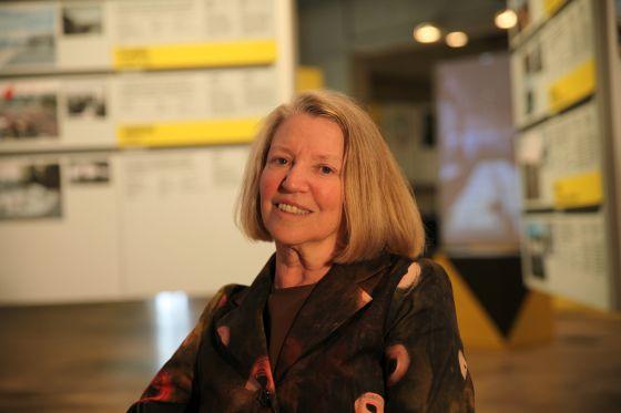 Nancy Fraser en una foto cedida por el Centro de Cultura Contemporánea de Barcelona (CCCB).