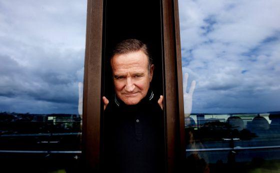 Robin Williams, en Sidney el pasado diciembre.