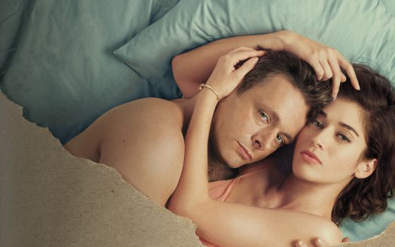 Michael Sheen y Lizzy Caplar son los sexólogos Master y Johnson en 'Masters of sex'