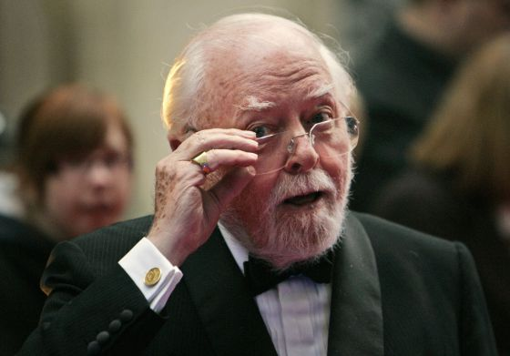 Richard Attenborough, en 2008.